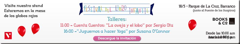 Festival Libro Infantil