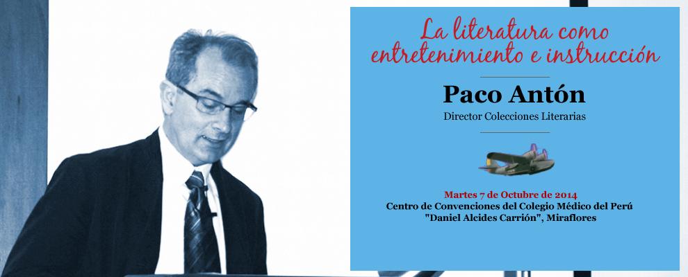 Paco Antón